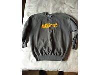 Dirt mountain bike magazine jumper XL sweater