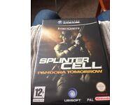 Splinter Cell GameCube game