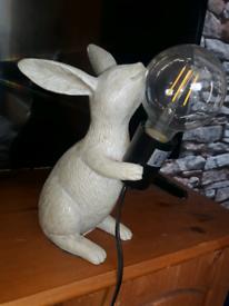 Rabbit light for sale