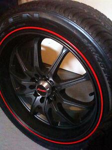 Fast Rims & Potenza Grid performance tire