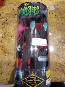 THE MUNSTERS COLLECTIBLE HERMAN DOLL