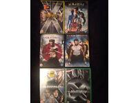 Xmen dvd collection