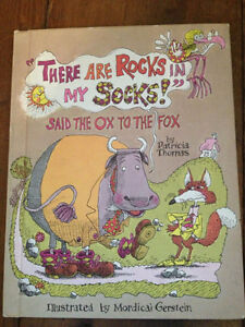 """""""There Are Rocks in My Socks,"""" Said the Ox to the Fox-1979 London Ontario image 1"""