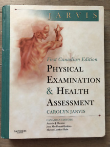 * Book - Physical Examination & Health Assessment - Jarvis *