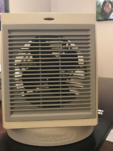 Electric portable heater (HoneyWell)