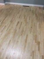 Renew Your Home & Refinish Your Solid Hardwood Floor $799/500sft