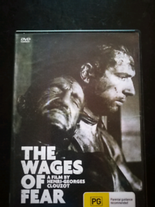 DVD - The Wages of Fear Northcote Darebin Area Preview
