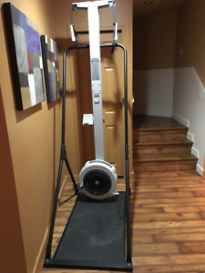 Skate Skiing Ergometer Trainer by Concept2