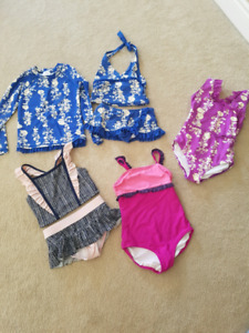Girl's Hanna Andersson Bathing Suits
