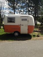 13ft Boler travel trailer