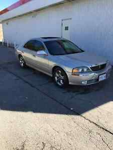 2002 Ford Lincon Ls