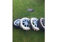 """Tsw 15"""" alloy wheels"""