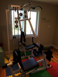 Body Solid Multi-Station Home Gym