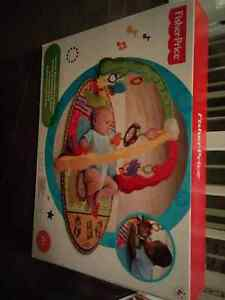 Fisher Price - Luv U Zoo Deluxe Play Gym