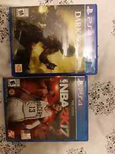 NBA 2K17 & Darksouls 3 London Ontario image 1
