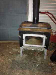 wood stove for your shop , cottage or garage