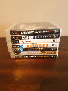 Playstation Ps3 Video Games
