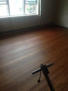 Brian's hardwood floor refinishing & sanding London Ontario image 3