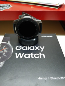 Samsung Galaxy Watch 46mm Mint with 5 extra bands