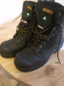 SIZE 11 MENS WORK BOOTS