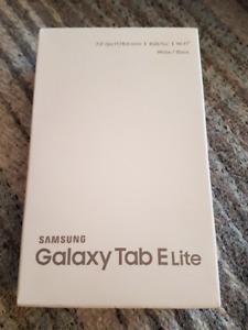 """BNIB Samsung Galaxy Tab E Lite, 7.0"""", 8GB/Wi-Fi White"""
