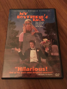 My Boyfriend's Back - DVD FILMS MOVIES * DARK HUMOR HUMOUR NOIR