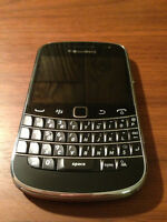 BlackBerry Bold 9900 8GB Black - UNLOCKED - READY TO GO!