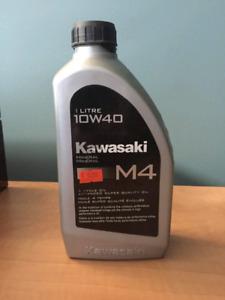 Kawasaki 10W40 4 Cycle Oil