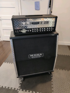 Mesa Boogie Triple Rectifier 3 Channel With Cabinet
