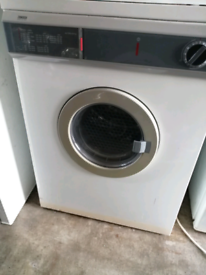 4.5kg Zanussi vented tumble dryer