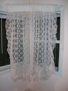 BALLOON CURTAIN WITH SIDE PANELS