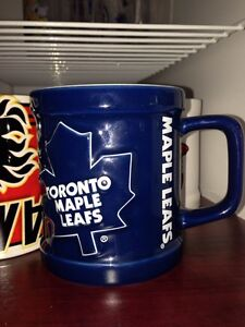 Maple leafs ceramic mug