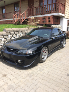 1996 Ford Mustang Coupé (2 portes)