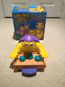 **Tricky Toby Turtle Game**