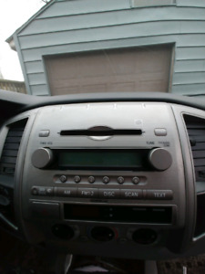 2nd gen Tacoma Bluetooth system