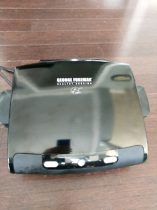 George Foreman Grill- 6 Serving
