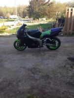 Will trade for 2 youth atvs or dirt bikes