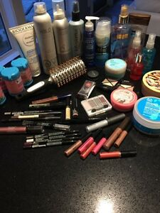 Beauty lot - makeup hair skin care products mystery bag