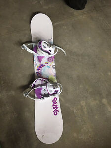 Swis snowboard for women