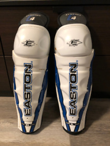 Hockey Shin Pads - Easton 13""