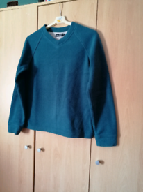 A selection of jumpers and fleeces.