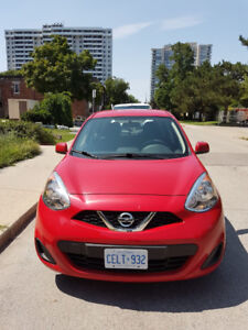 nissan micra 4DR RDW 2016