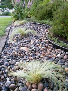 Stone, Gravel, PeaStone, Sand, River Rock, Mulch, Garden Mix