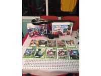 Xbox 360 slim bundle.