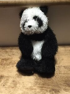 Webkins stuffed animal carrier and panda  Peterborough Peterborough Area image 5