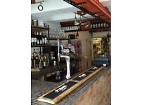 RESTAURANT AND BAR LEASE FOR SALE