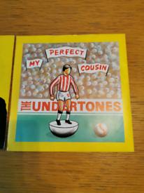 vinyl records by the undertones
