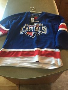 Summerside caps jersey