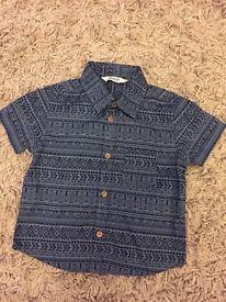 Boys 12-18 months shirt