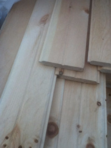 white pine tongue and groove v match cottage wall ceiling 1x6